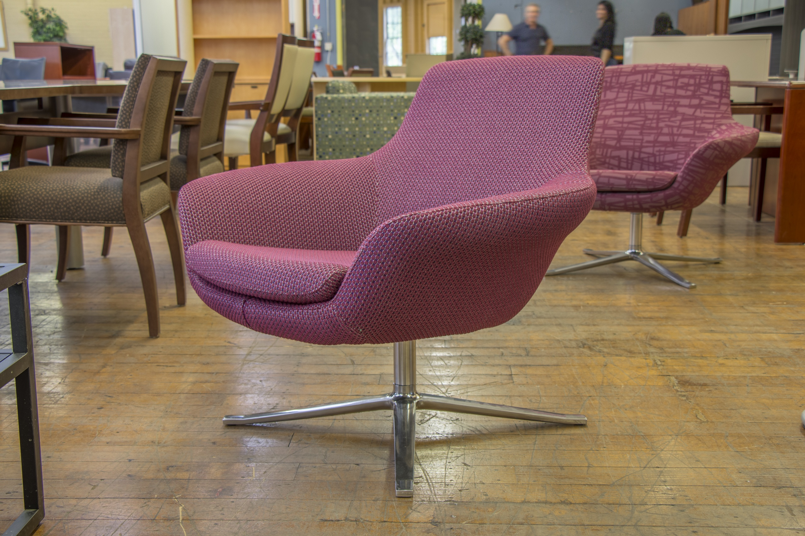 Coalesse Bob Chairs O Peartree Office Furniture