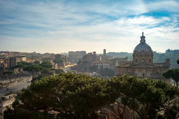 Rom Panorama