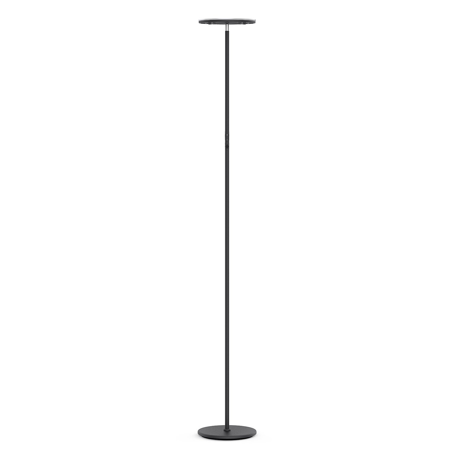 Bedroom Floor Lamps Vacnite 71 Inch Led Torchiere Bedroom Floor Lamp Review