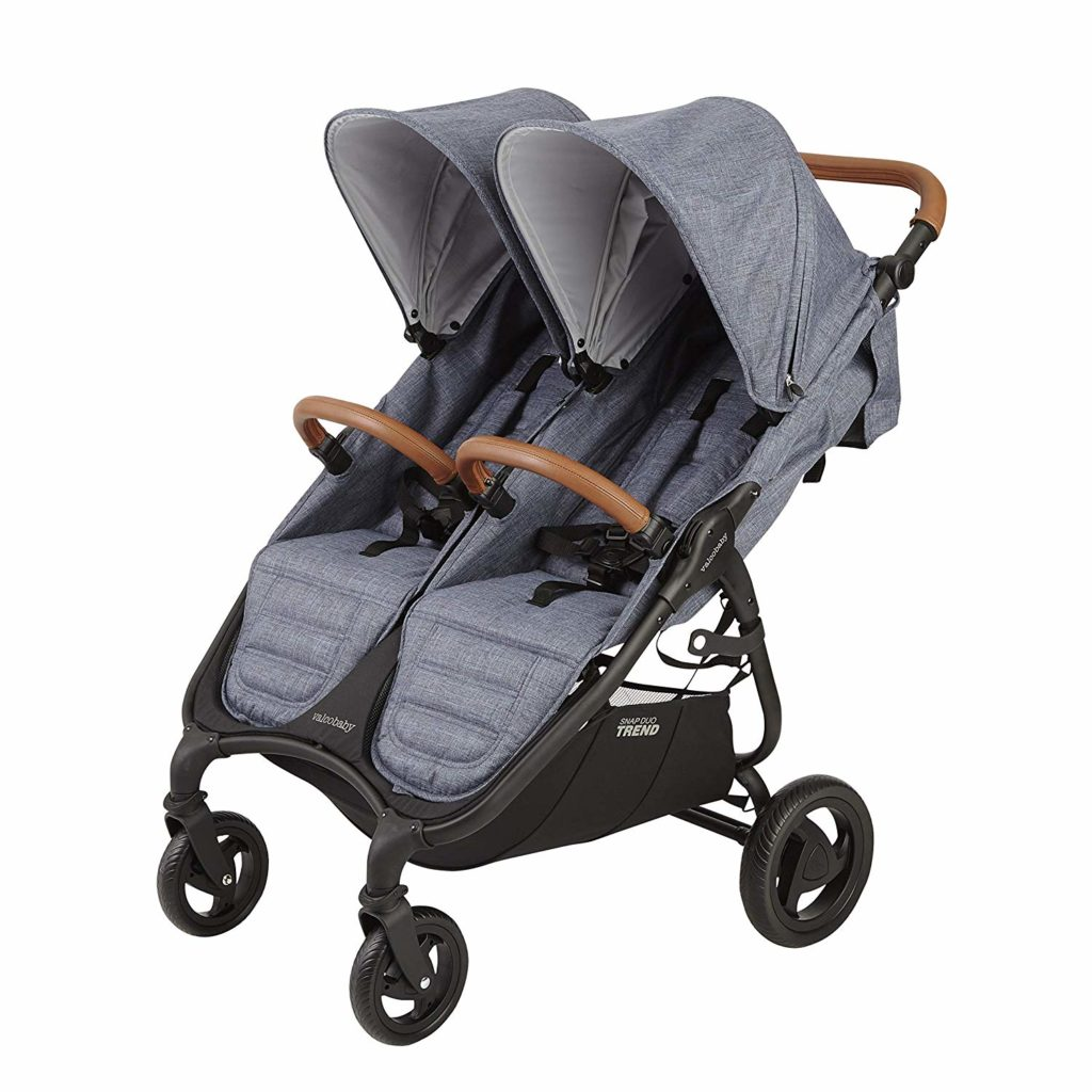 Britax Double Pushchair Reviews Valco Baby Snap Duo Trend The Best Lightweight Double Stroller