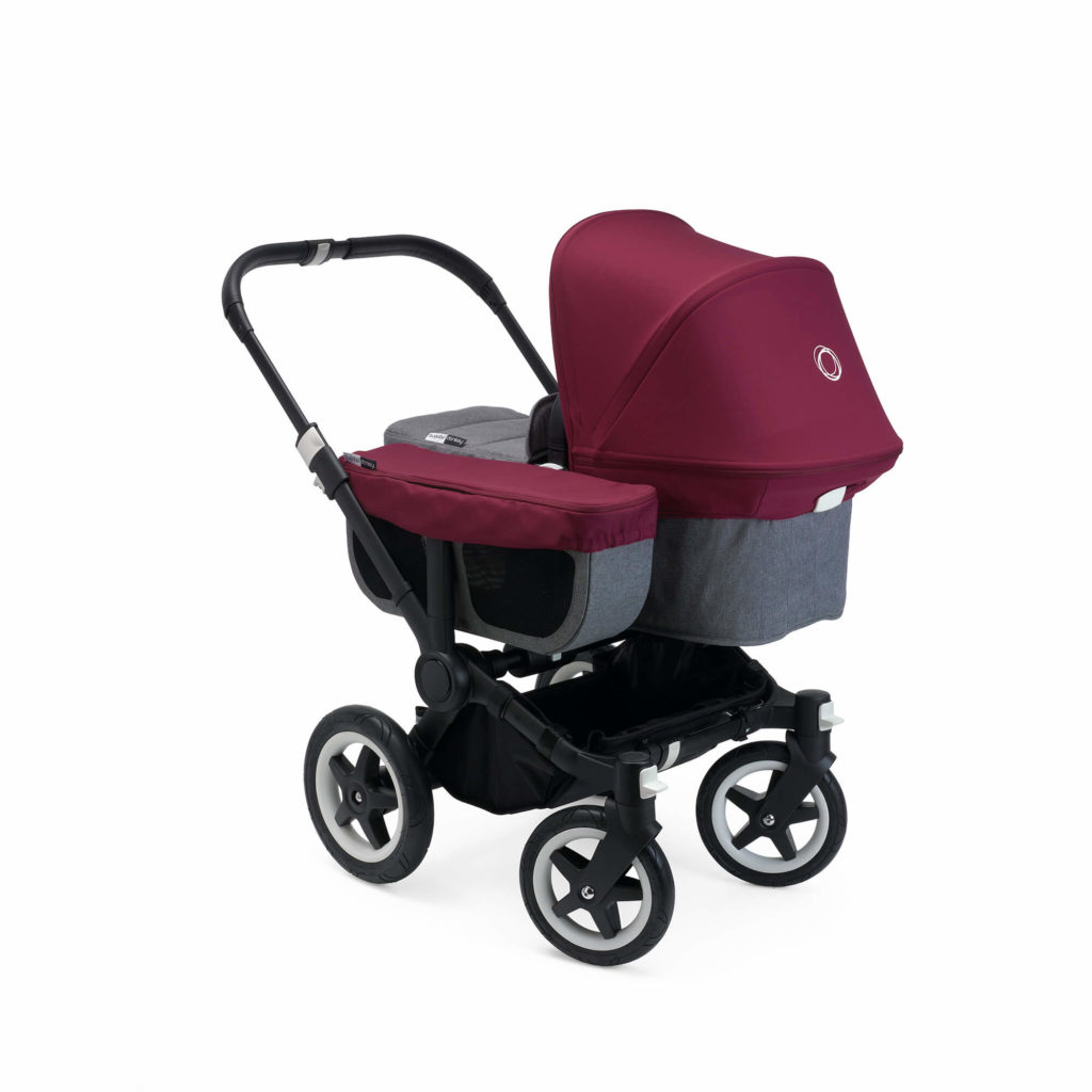 Newborn Baby Buggy Reviews Bugaboo Donkey2 Stroller Review Use As Single Or Double Or