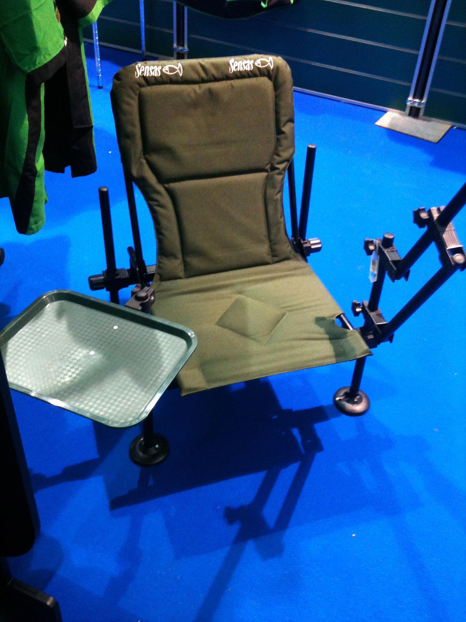 nouvelle chaise quiver sensas peche. Black Bedroom Furniture Sets. Home Design Ideas