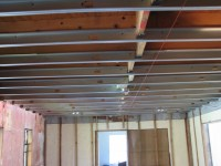 Leveling a Ceiling with Metal Framing - Peck Drywall and ...