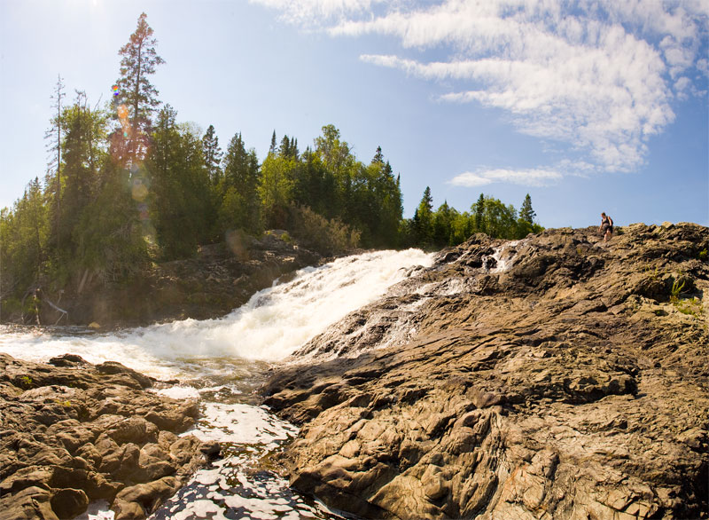 Wawa Falls