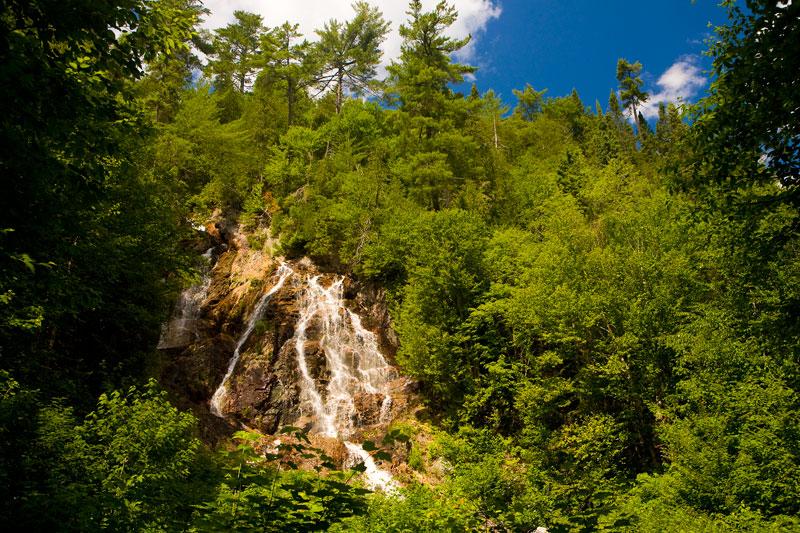 Black Beaver Falls