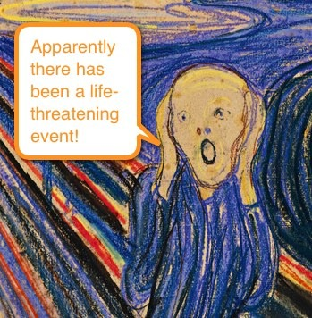 ALTE - Apparent Life-Threatening Event