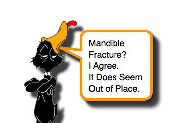 Jaw Fracture