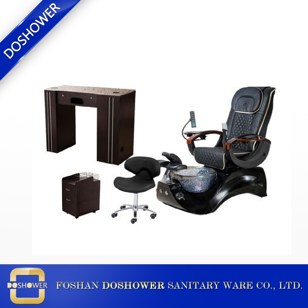 Cheap Price Furniture Nail Spa Package Pedicure Spa Package Offer Custom Nail Station