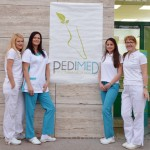 Center Pedimed