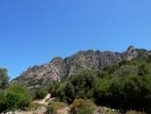 Montagne di granito