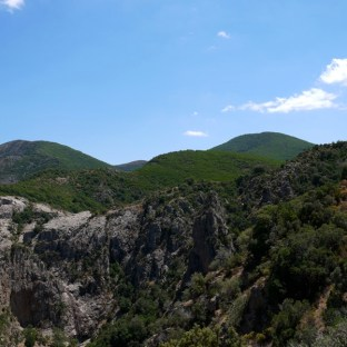 Canyon Piscina Irgas