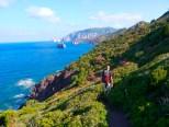 Trekking verso Nebida
