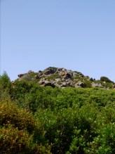 Nuragic site Gruttiacqua