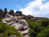 Un'ipotetica fantastica area Boulder