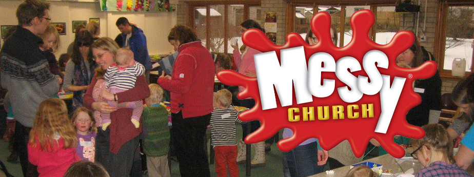 Messy Church Peebles