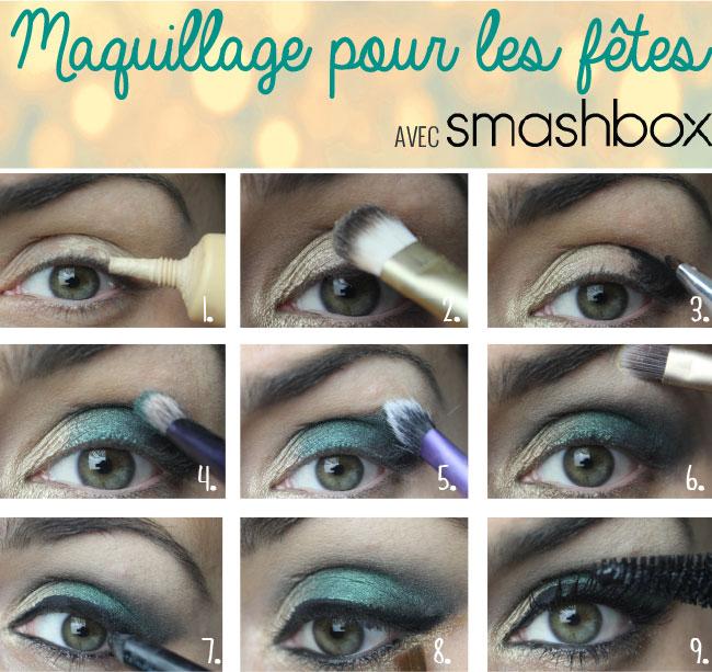 maquillage-smashbox-ontherocks