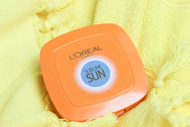 Sublime Sun Compact Bronzage Idéal - L'Oréal-3