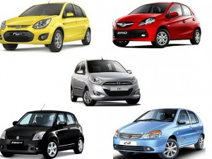 What is the definition of hatchback cars