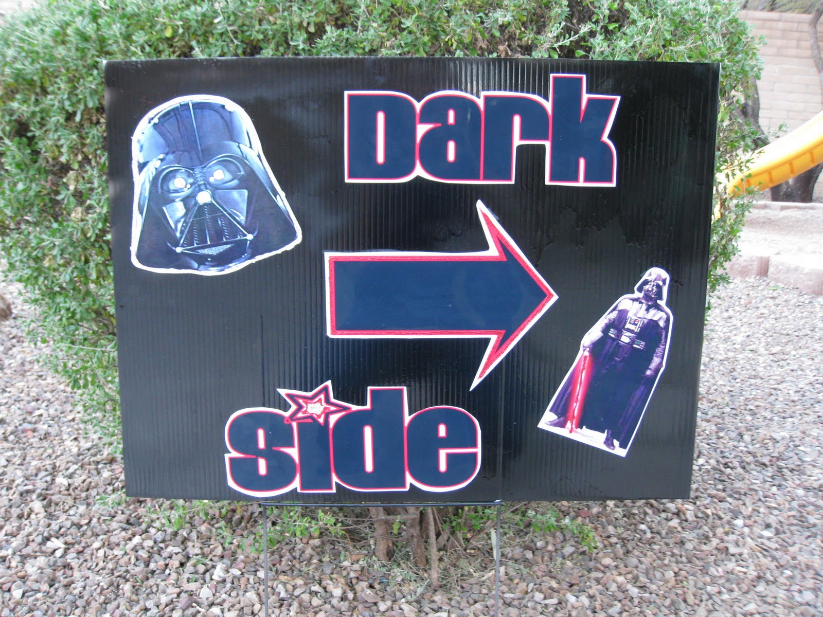Star Wars Decorations Ideas Star Wars Party Peekintomyparty