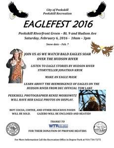 EagleFest 2016 in Peekskill