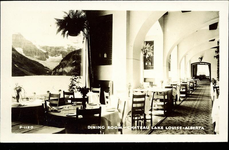 Postcard 10646 Associated Screen News Limited Dining