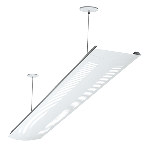 T5 Indirect Lighting Fixture Ecr – Suspended Indirect / Direct – Peerless Electric