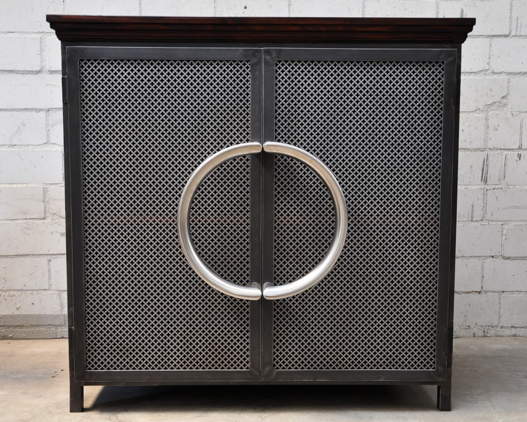 Highboard Industrial Sideboards Kommoden Industrie Peersfield Industriedesign