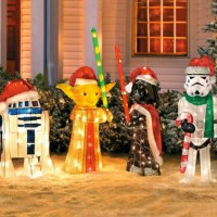 STAR WARS LAWN ORNAMENTS!!! - Pee-wee's blog