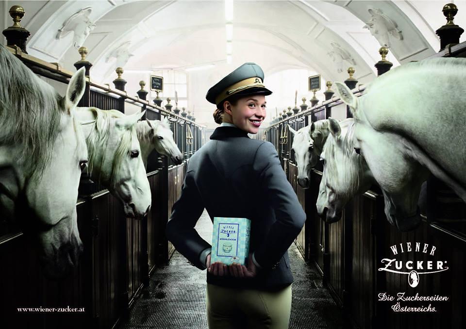 Wiener Zucker Commercial 2013