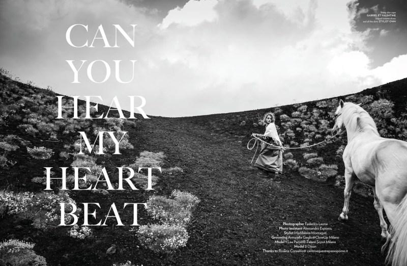 www.pegasebuzz.com | Federico Leone for Papier Mache Magazine, winter 2015