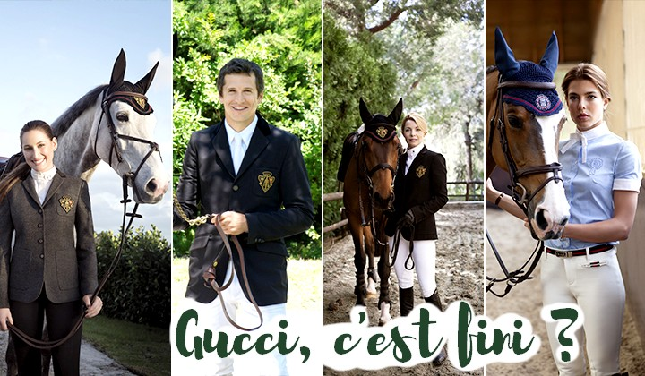 www.pegasebuzz.com | Gucci Equestrian ambassadors : Jessica Springsteen, Guillaume Canet, Edwina Tops-Alexander, Charlotte Casiraghi