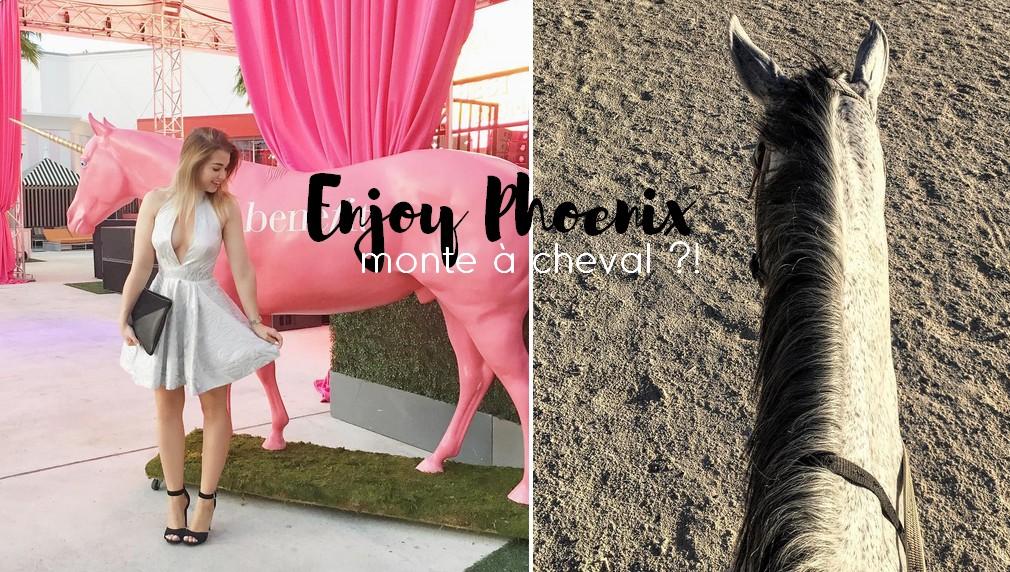 www.pegasebuzz.com | Enjoy Phoenix monte à cheval