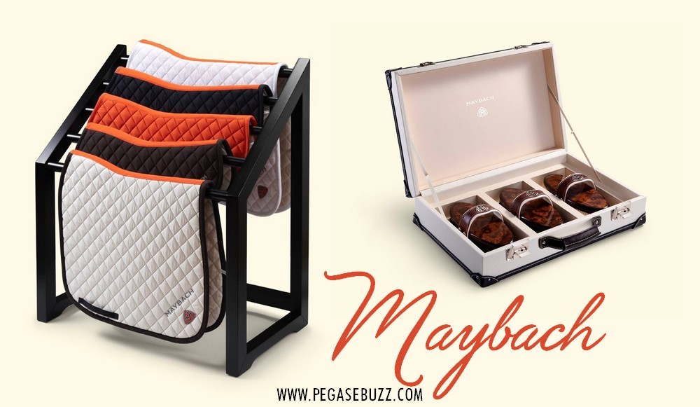 www.pegasebuzz.com | Equestrian Lifestyle : Maybach saddlery stable.