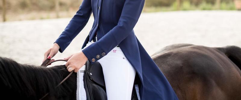www.pegasebuzz.com | Horse Pilot : pantalon XBalance blanc femme