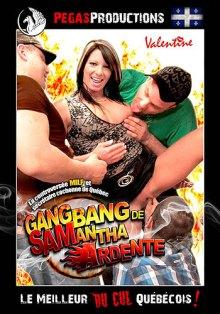 Gangbang de Samantha Ardente