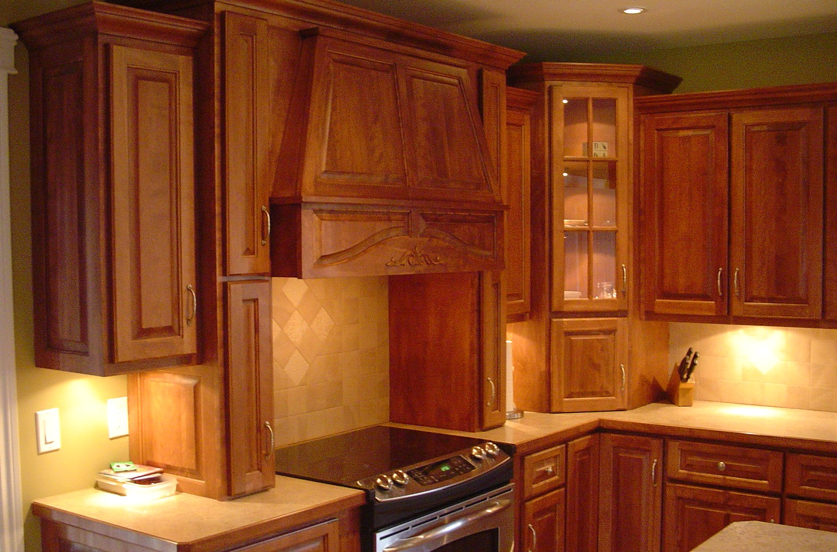 Photo Of Kitchen Cabinets Norm 39s Carpentry And Cabinet Making Pei Cabinet Making