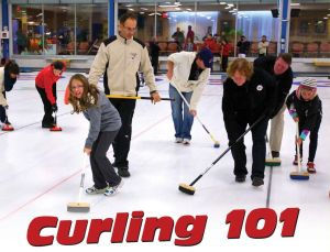 Curling 101-Intro to Curling for children and their parents/guardians, at 4 PEI curling facilities