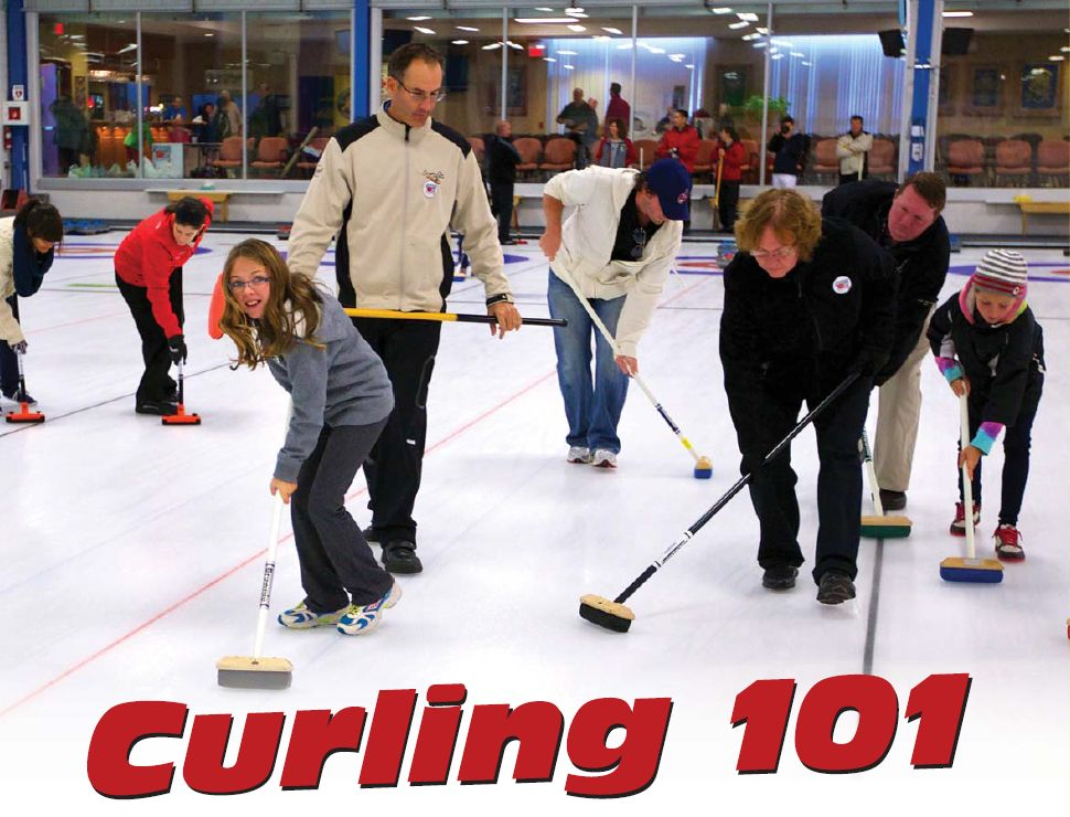 Curling 101-Intro to Curling for children and their parents/guardians @ Maple Leaf Curling Club