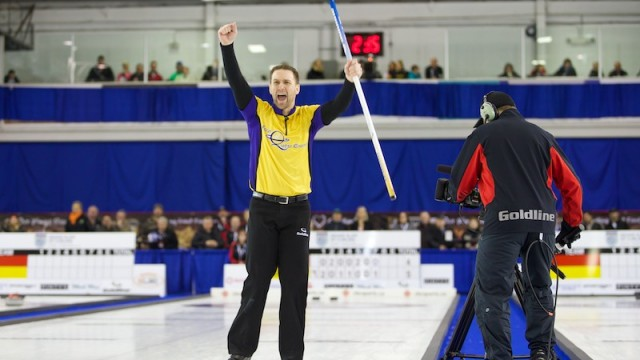 Canadian Open Grand Slam event (Casey, Gushue) @ Gallagher Centre | Yorkton | Saskatchewan | Canada