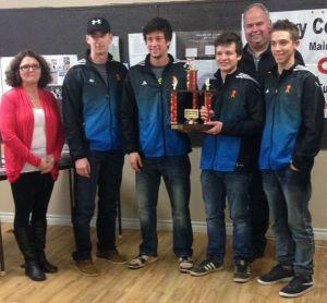 Matthew MacLean rink wins memorial spiel held in honour of their former teammate