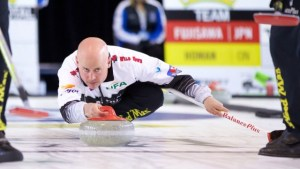 Gushue, Koe both 2-0 after Champions Cup Draw 5. TV coverage starts today. (GSOC)