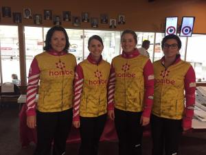 MacPhee rink out in quarter-finals, Erin Carmody on runner-up rink at Lakeshore Cashspiel on Sunday