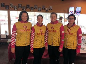 MacPhee rink, Brothers team with Erin Carmody, advance to Lady Monctonian semis