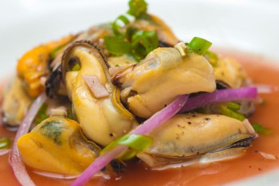 Marinated Mussel Salad - PEI Mussels - Mussel Recipes