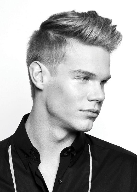 21 Fotos de Cortes de Pelo Corto para Hombres - Peinados - Peinados Modernos Para Hombres