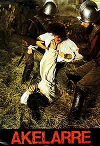 Cartel de la película Akelarre