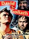 Cartel de la pelicula David y Goliat