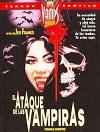 Cartel de la pelicula El ataque de las vampiras