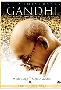 Cartel de la película Gandhi