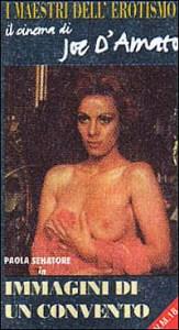 Cartel de la pelicula Imagenes de un convento